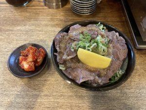 亀田牛タン丼