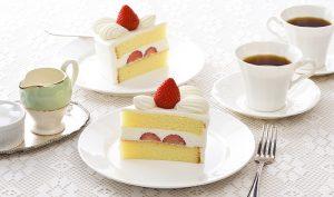 銀座・ショートケーキ