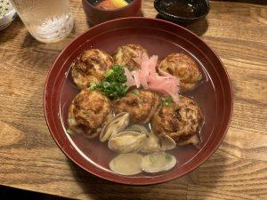 蛸焼とおでん友の蛸焼