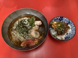 丹羽冷麺セット