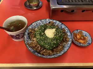 丹羽KING丼