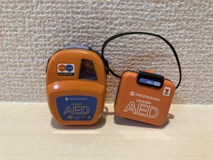 AEDガシャポン7