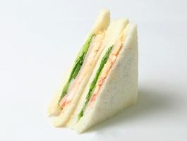 オリエンタルベーカリーサンドイッチ